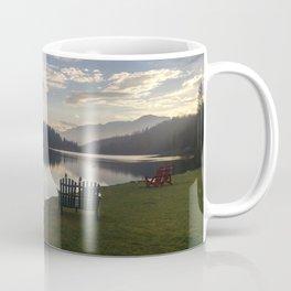 Morning Lake Coffee Mug
