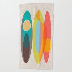 Surf #Society6 #decor #buyart Beach Towel