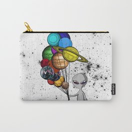 Casual Alien Carry-All Pouch