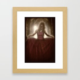 The Marionette Framed Art Print