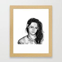 kstew Framed Art Print