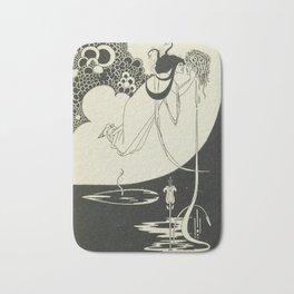 AUBREY BEARDSLEY Salome Oscar Wilde The Climax - Woman with Head Bath Mat