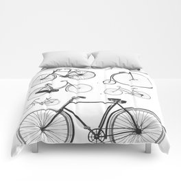 Collections - Bicyclettes Comforters