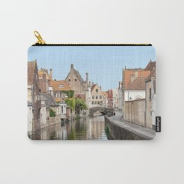 Bruges Canal in Belgium Carry-All Pouch