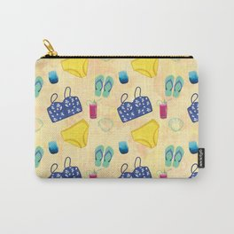 The Beach is Calling Carry-All Pouch