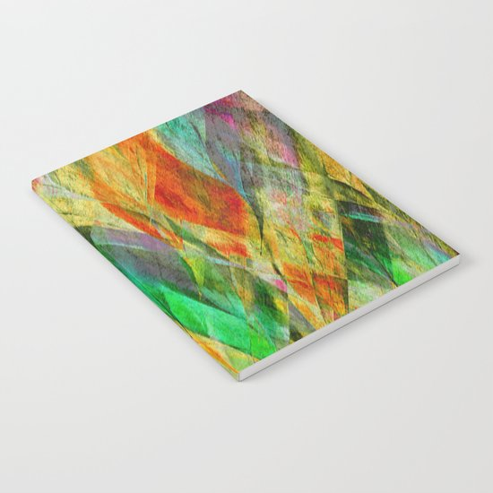 The Colors of Autumn Notebook