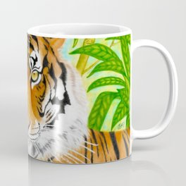Wild Life - Tiger Coffee Mug