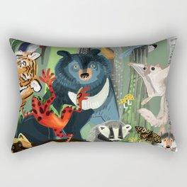 Ussuriland Rectangular Pillow