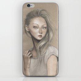 Nadia iPhone Skin