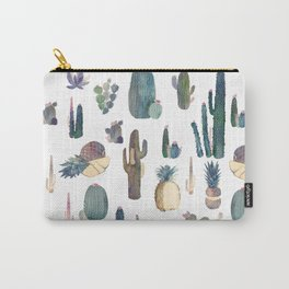 My best Cactus and Pineapples!!!! Carry-All Pouch
