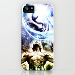 I am a Son of Earth and Starry Heaven iPhone Case