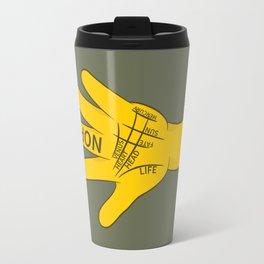 Palmistry Nope Travel Mug