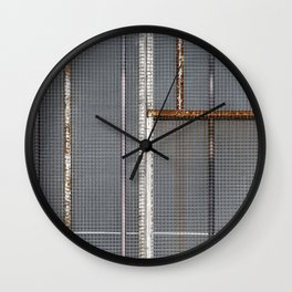 Mesh 01 Wall Clock