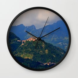 View on Trassilico Wall Clock