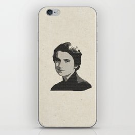 Rosalind Franklin iPhone Skin