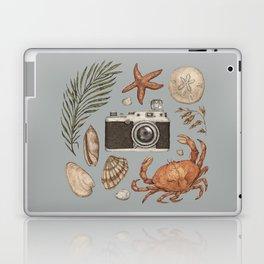 Summer Beach Collection Laptop & iPad Skin