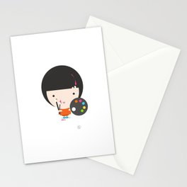 Little Artist Stationery Cards