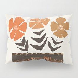 Floral vibes II Pillow Sham