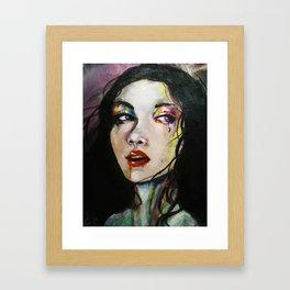 Lalo (Girl Portrait) Framed Art Print