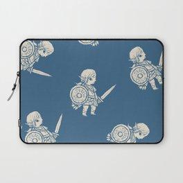 botw pattern Laptop Sleeve