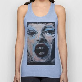 Candy Darling Unisex Tank Top