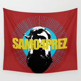 Logo Wall Tapestry