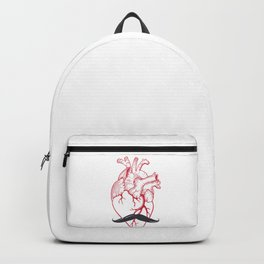 Hipster at heart Backpack