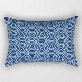 Op Art 166 Rectangular Pillow