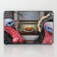 thanksgiving iPad Cases featuring Thanksgiving by Stevie Ray Thompson