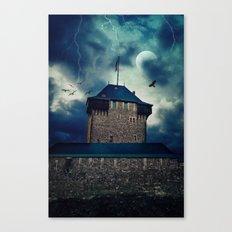 Castle Burg Canvas Print