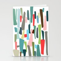 code Stationery Cards featuring color code by frameless