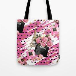 Fashion Paris #1 Tote Bag
