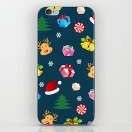 christmas gifts iPhone Skin