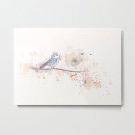 Bird II Metal Print