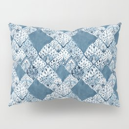 PEACOCK PATCHWORK Pillow Sham