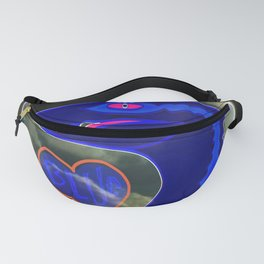 You Are My Blue Dinosaur Fanny Pack