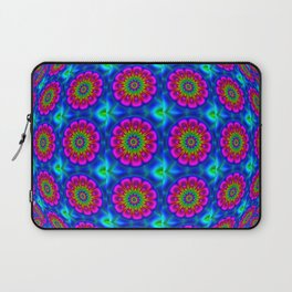 Flower  rainbow-colored Laptop Sleeve