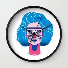 See through music Wall Clock