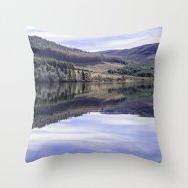 Loch Farr Throw Pillow