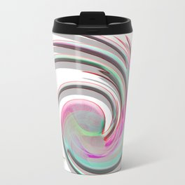 The whirl of life, W1.4A Travel Mug