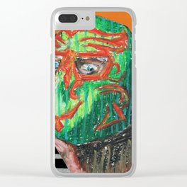 next level halitosis Clear iPhone Case