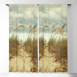 Beach Path Blackout Curtain