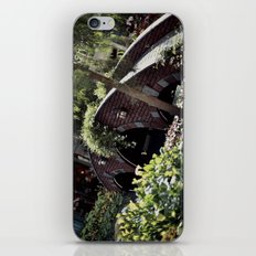 Taking Over The Scenery iPhone & iPod Skin