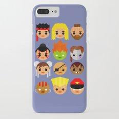 Street Fighter 2 Mini Slim Case iPhone 7 Plus