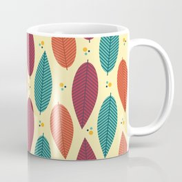 When the leaves come falling down Coffee Mug