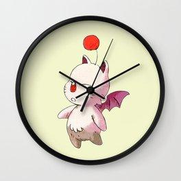 FINAL FANTASY CUTE MOGURI Wall Clock