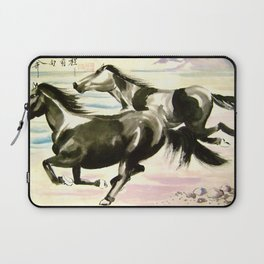 running horses Laptop Sleeve