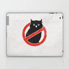 No Owls Laptop & iPad Skin