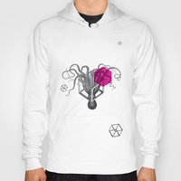 psychology Hoodies featuring Archetypes Series: Sophistication by Attitude Creative