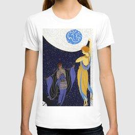 "Art Deco Design ""Night Dream"" T-shirt"